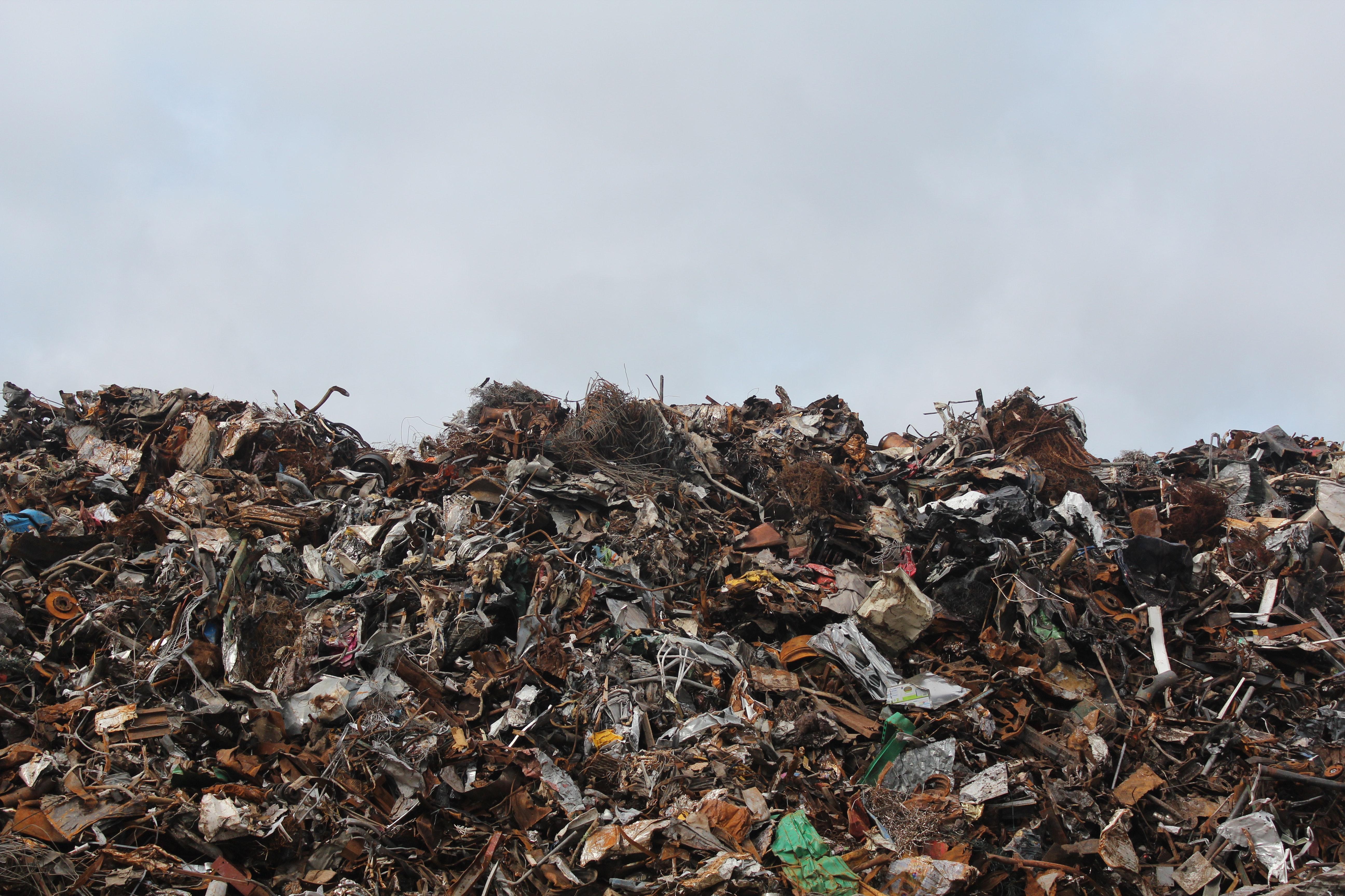 Los rellenos sanitarios distan mucho de ser una alterativa sostenible para los residuos